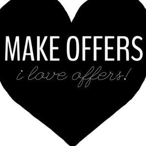 Other - I LOVE offers :)